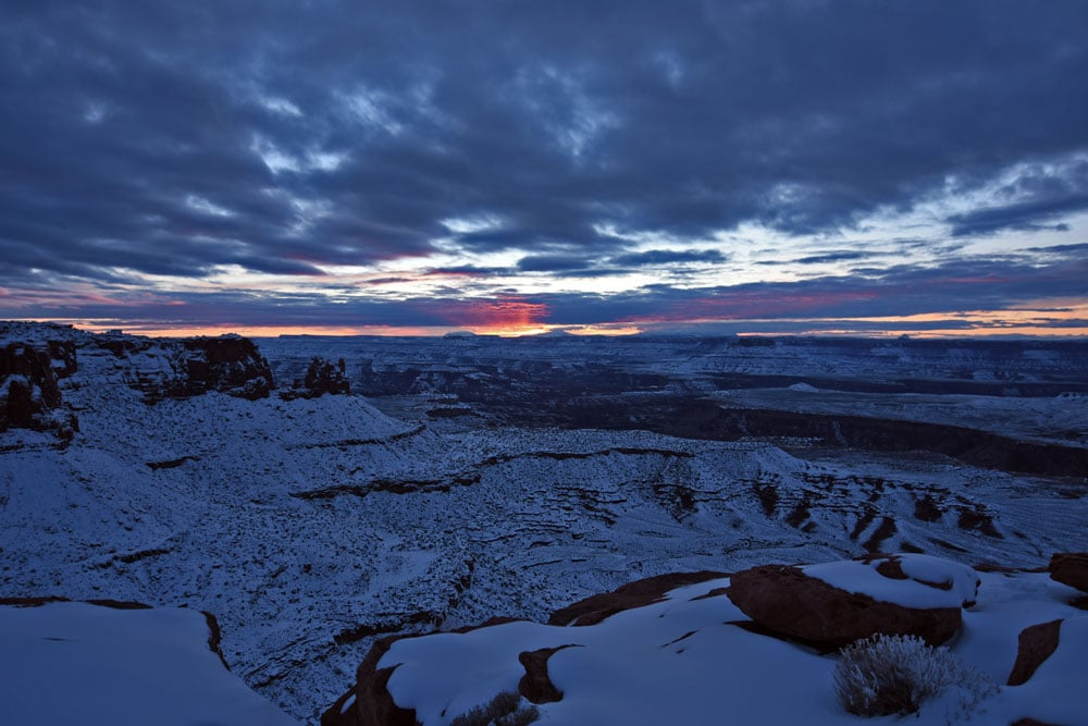 Canyonlands_Sunset