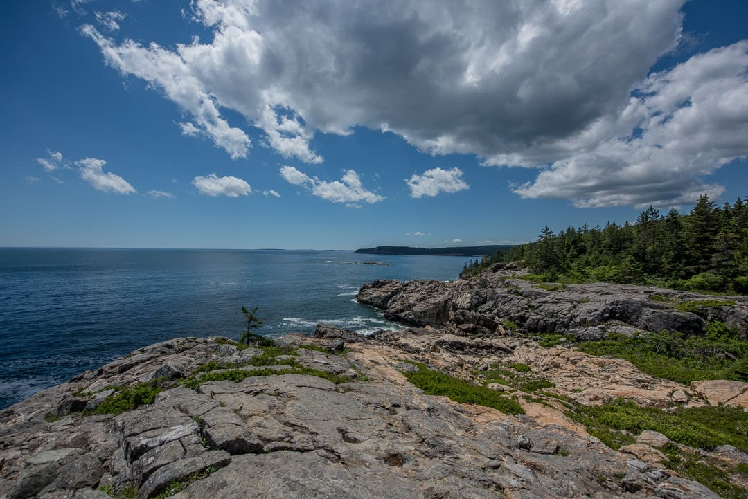 great head trail acadia national park