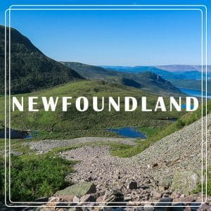 Newfoundland Travel Stories - TrailingAway.com
