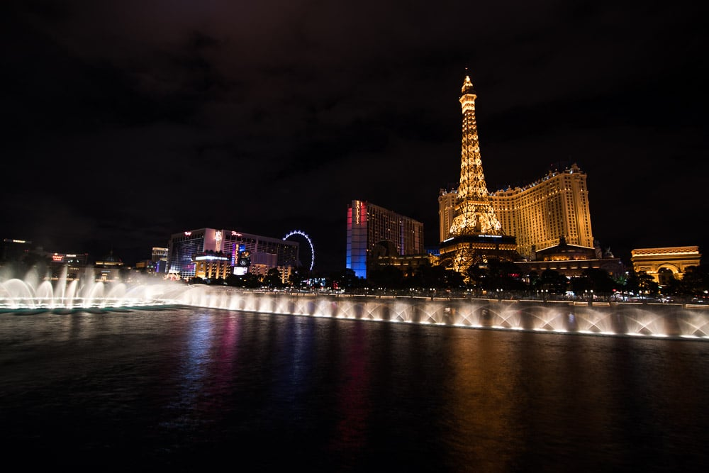 A Sober, Non-Gambler's Guide to the Las Vegas Strip