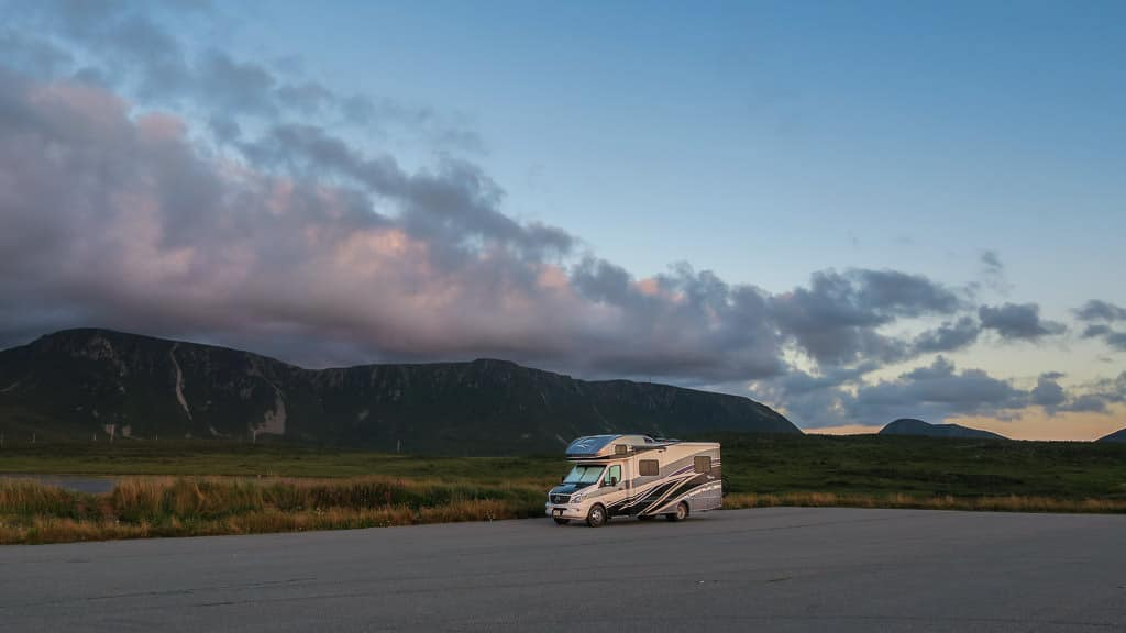 RVing to Newfoundland: The Logistics