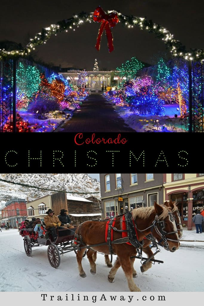 From parades to sledding, there are so many fun Colorado Christmas activities to get you in a festive mood! Here are our top five!#colorado #rockymountainnationalpark #estespark #christmas #holidays