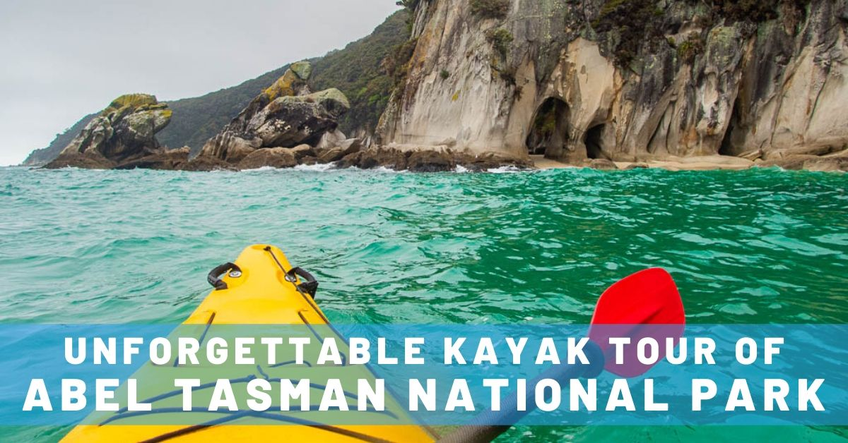 Remote Coast Sea Kayak Tour of Abel Tasman National Park